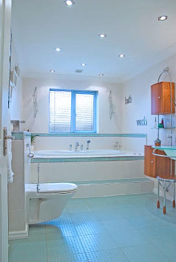 bathroom lighting in littleover