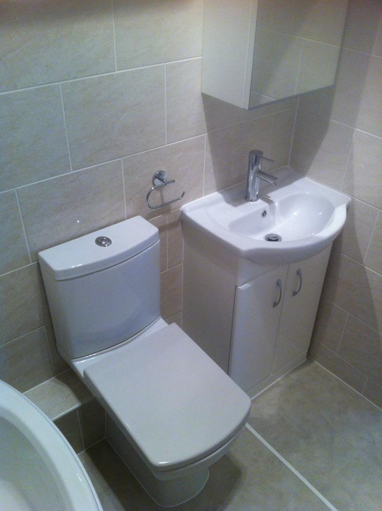 Bathroom fitting 100 feedback heating engineer gas for Bathroom refitters