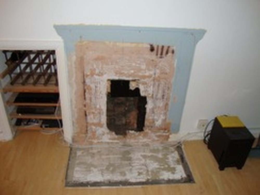 Install wall mounted gas fire Gas Work job in Bury St Edmunds