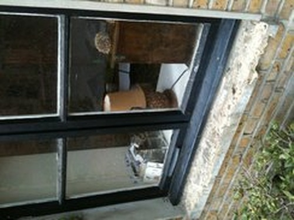 Replace 2 Crumbled Concrete Exterior Window Sills