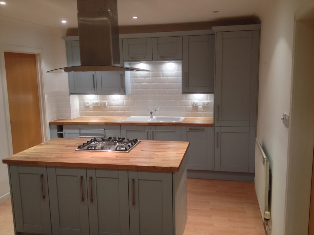 Property improve ltd 100 feedback kitchen fitter for C kitchens ltd swanage
