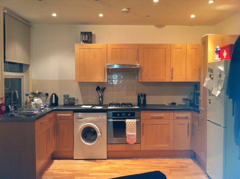 Kitchen Designer Job fit new howdens kitchen (following a kitchen re-design) - kitchen