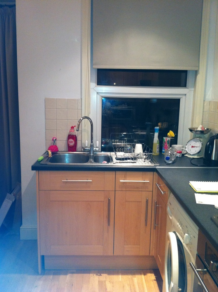 Fit New Howdens Kitchen Following A Kitchen Re Design Kitchen Fitting Job In Streatham Hill