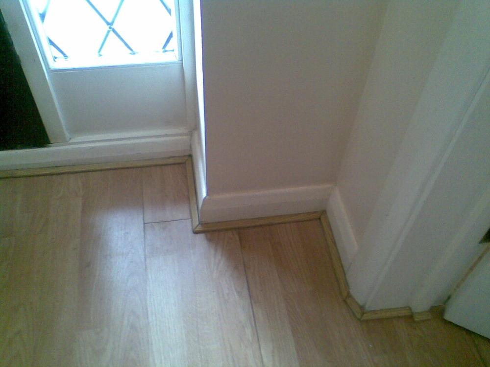 Remove Laminate Flooring Under Skirting Designs