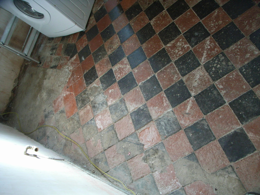 Kitchen Floor Damp Proof Membrane Damp Proofing Job