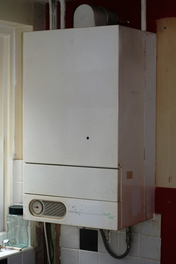 Combi Boiler Swap Out Gas Work Job In Chesham