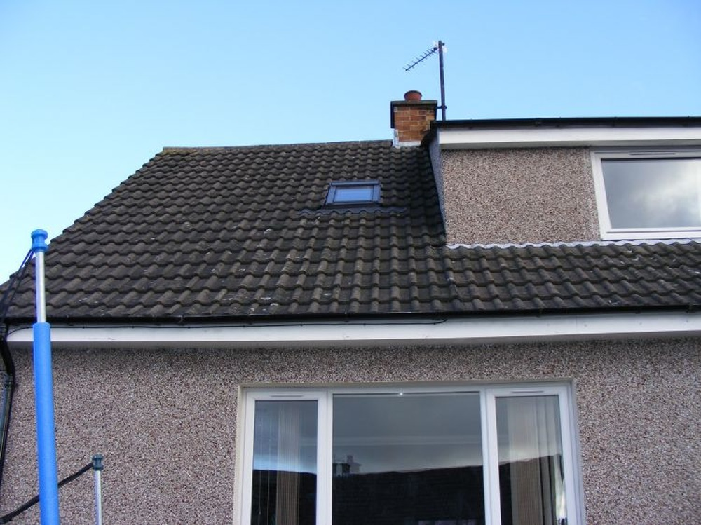 Supply Amp Install 2 X Vented Roof Tile Vents Roofing Job