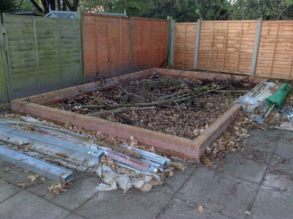 Brick Garden Shed Required Garages Amp Sheds Job In