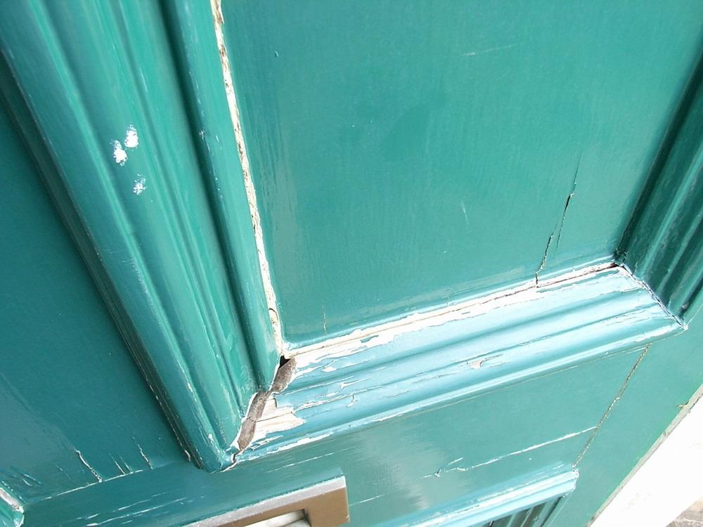 Refurbish Front Door Restoration Refurbishment Job In Bristol