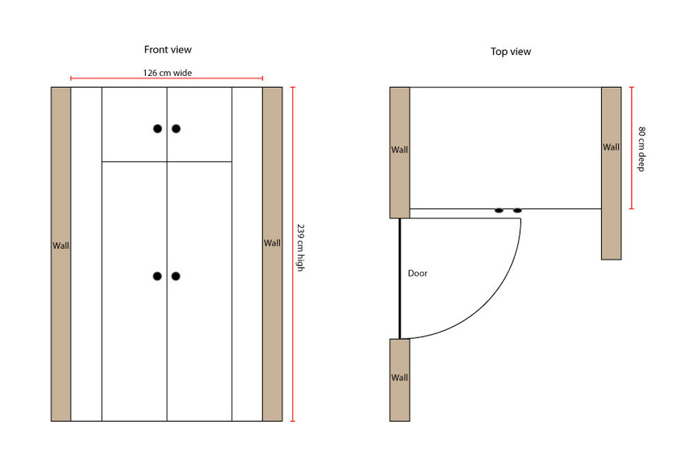 Build Alcove Cupboard Carpentry Amp Joinery Job In West