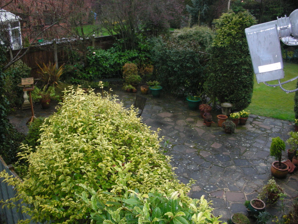Garden drainage issues - lots of standing water! - Landscape Gardening job in Eastleigh ...