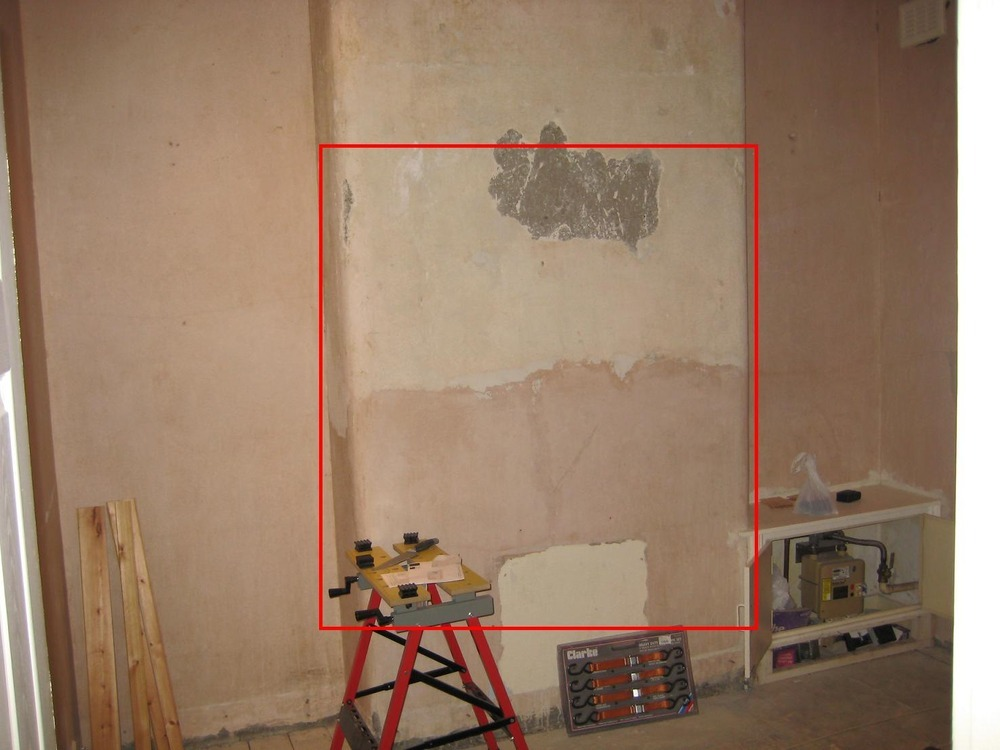 PhotographsRemove chimney breast   Chimneys   Fireplaces job in Tottenham  . Living Room Chimney Removal. Home Design Ideas