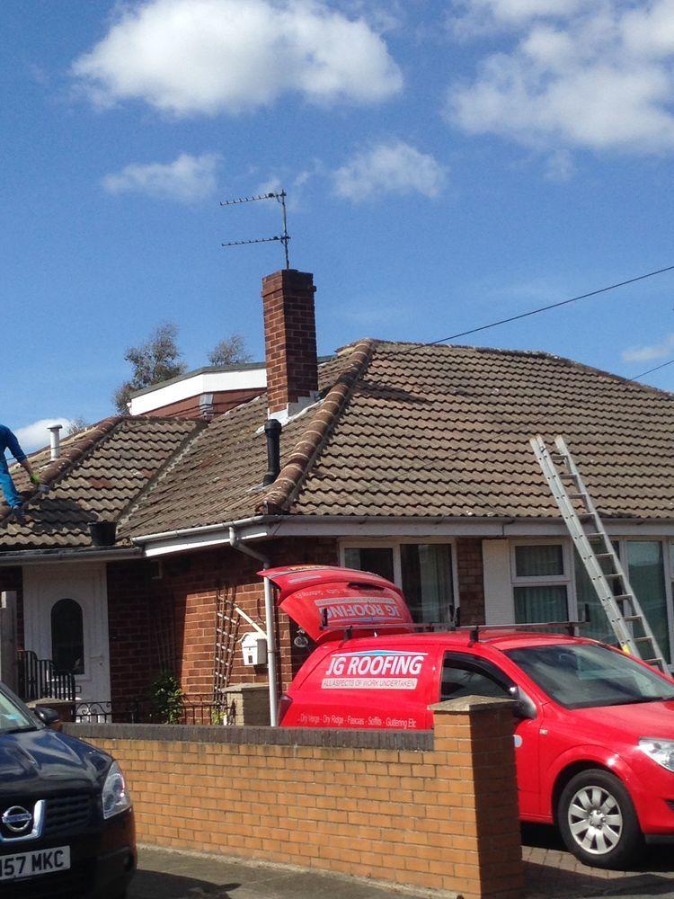 Jg Roofing 100 Feedback Roofer Fascias Soffits And
