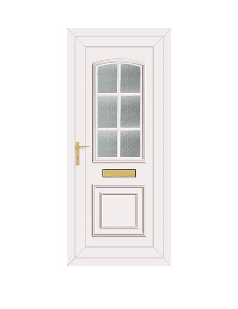 Replace front door with new upvc unit windows job in for Front door north tyneside