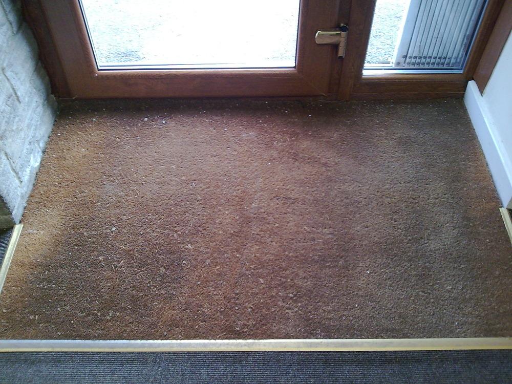 Supply Amp Fit Coir Mat Carpet Fitting Job In Bradford West Yorkshire