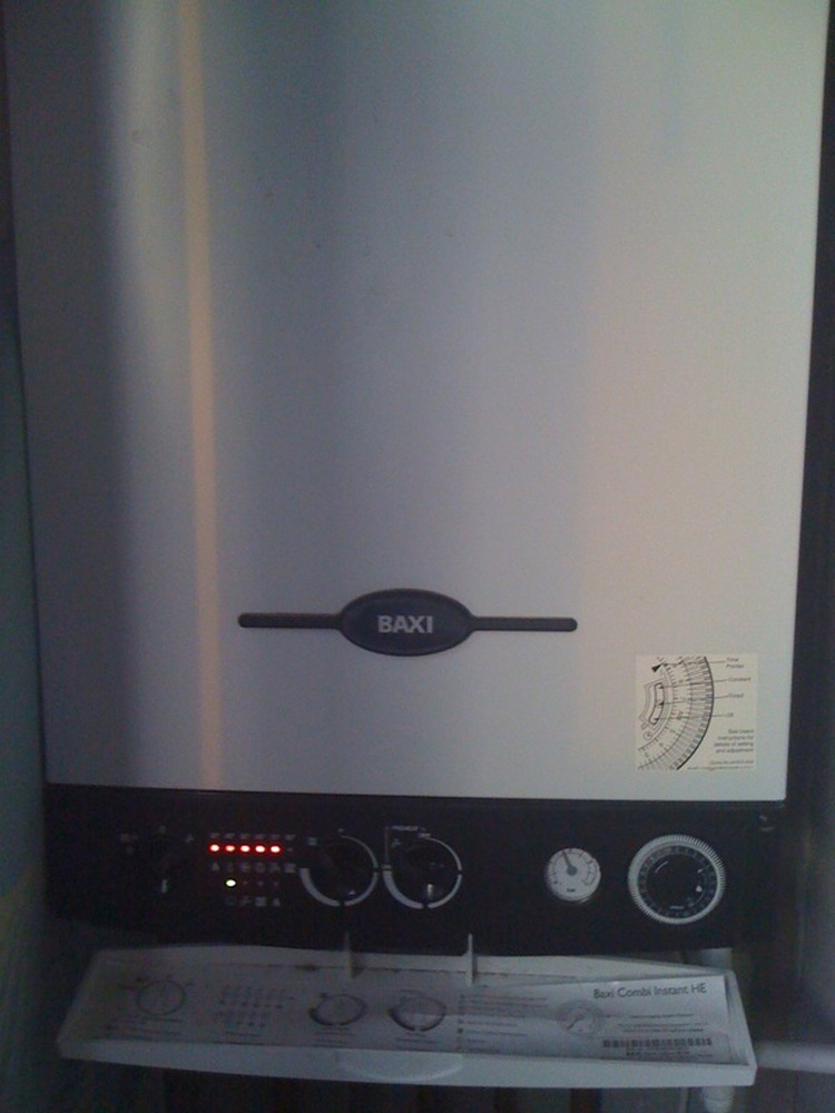 Baxi Boiler Servicing And Repair Gas Work Job In Forest