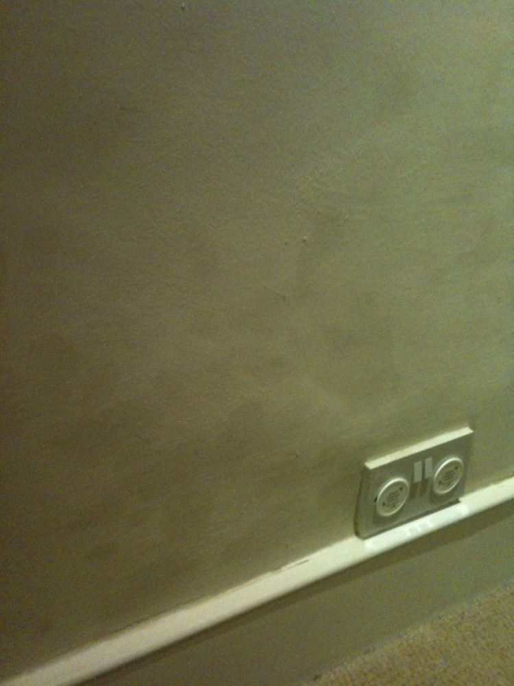 Diagnose Amp Treat Cause S Of Damp On Two Interior Walls