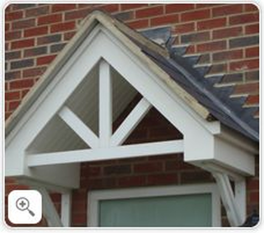 Stepped Lead Flashing On Door Canopy Roofing Pitched