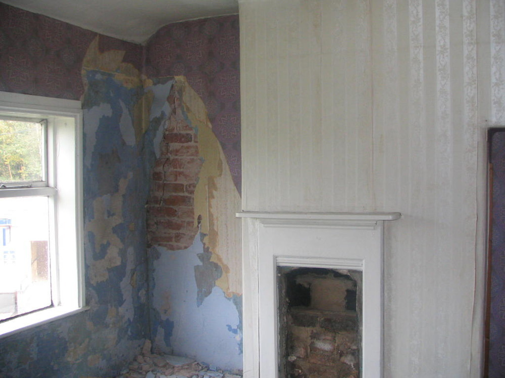 Terrace House Renovation Small 2 Bed Mid Terrace