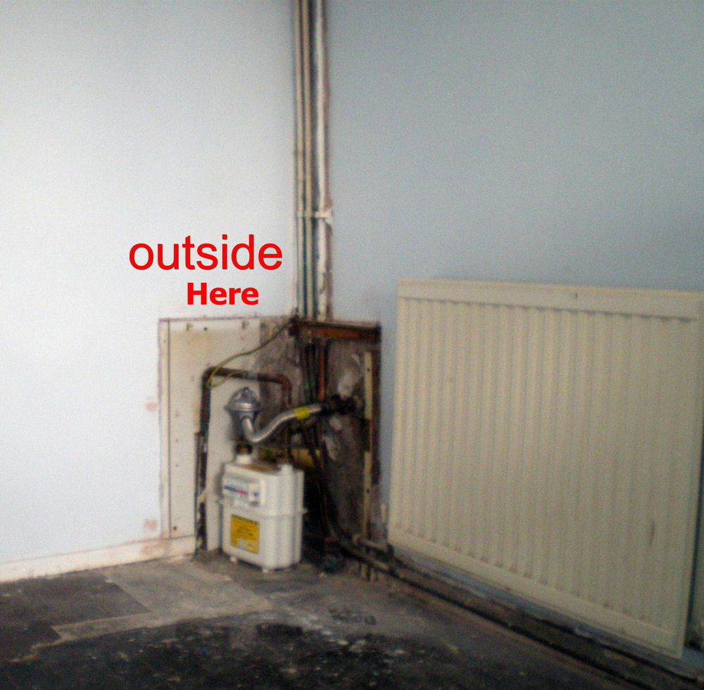 Move Gas Meter From Inside To Outside Rotherham S66