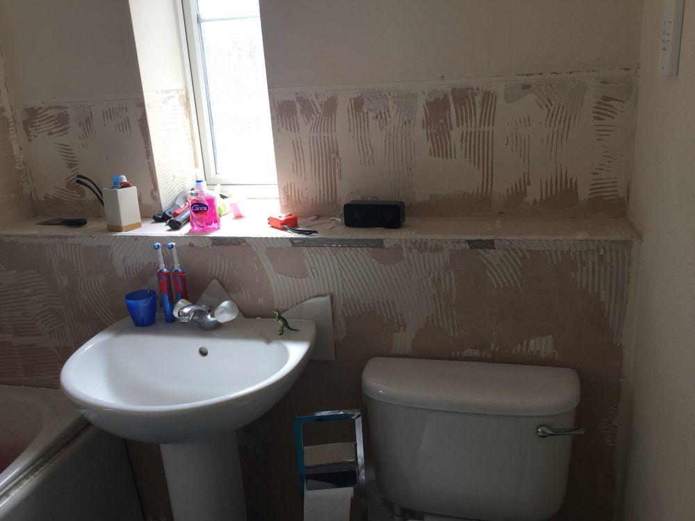Family bathroom fitting - Bathroom Fitting job in ...
