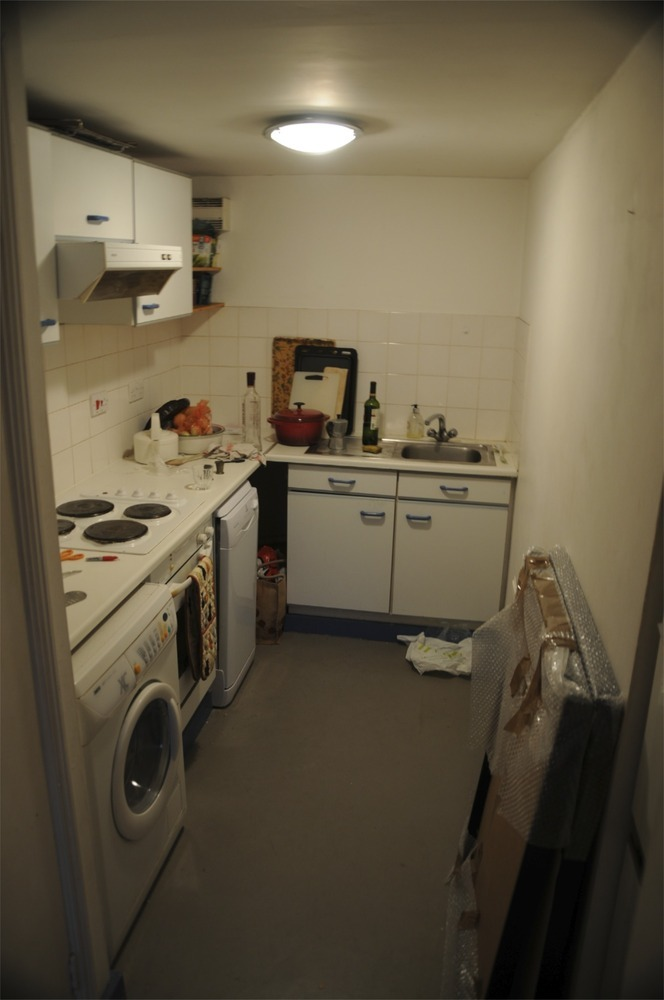 Bathroom Amp Kitchen Refit In Small Basement Flat