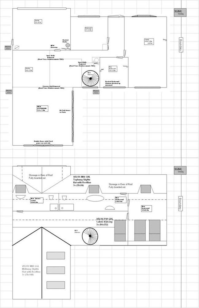 Hip To Gable Roof Extension Conversion Loft Conversions