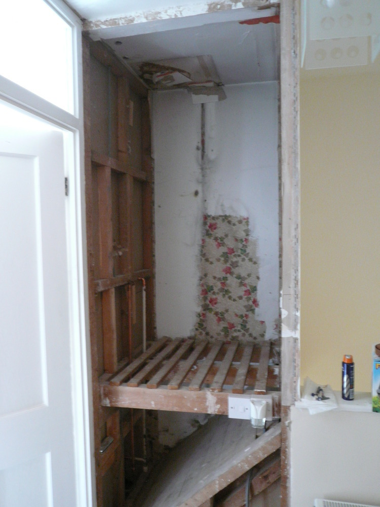Make Old Airing Cupboard Usable Carpentry Amp Joinery Job