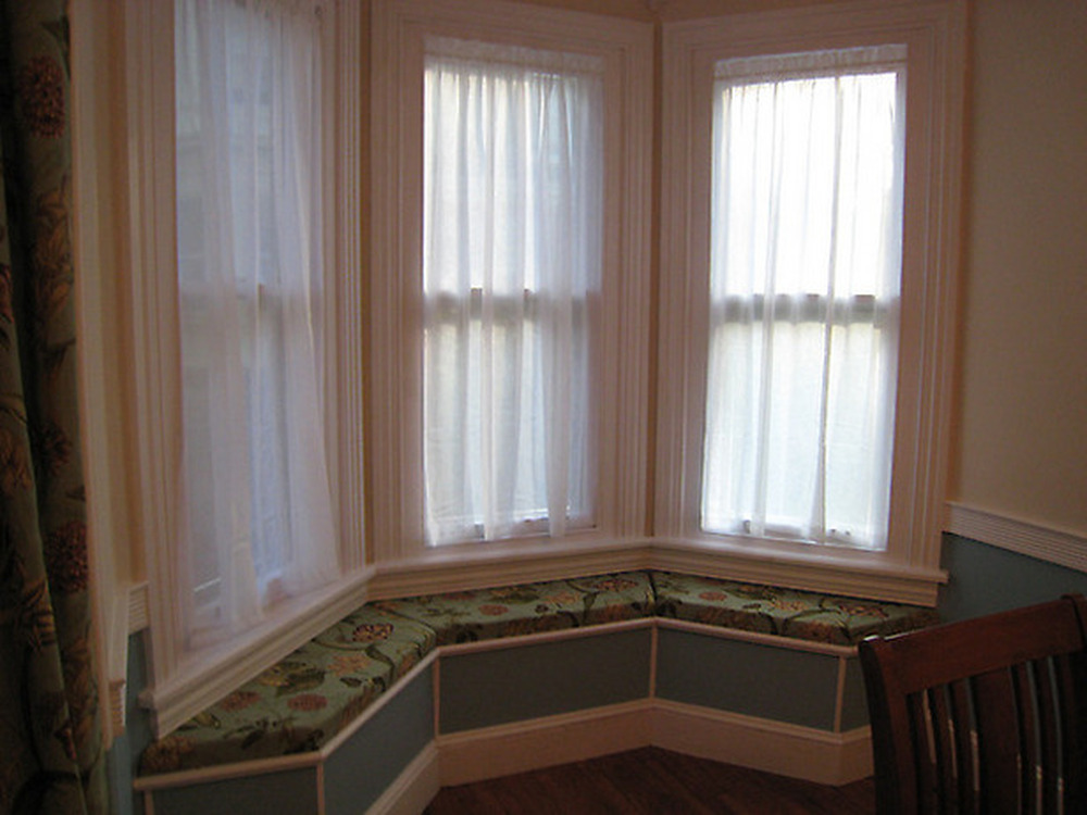 3 Bay Window Seat Carpentry Joinery Job In Lincoln