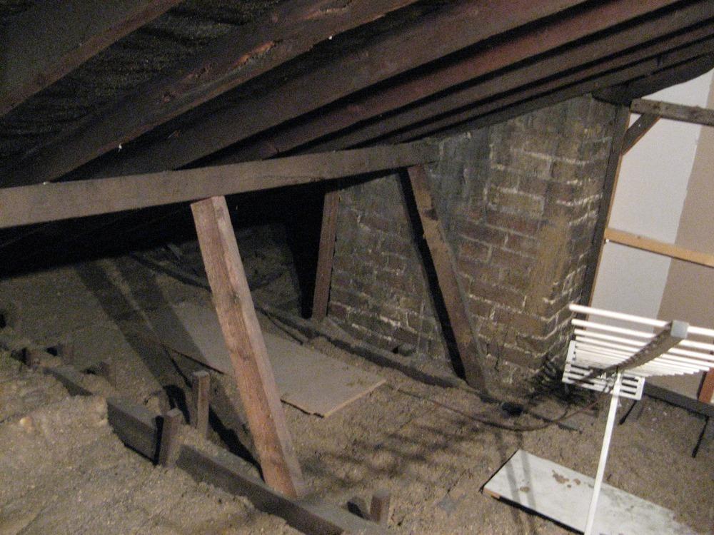 Loft Insulate Victorian Terrace Property Insulation Job