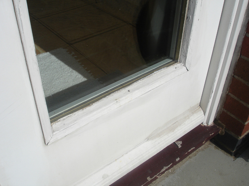 Replace Window Beading Windows Job In Glasgow