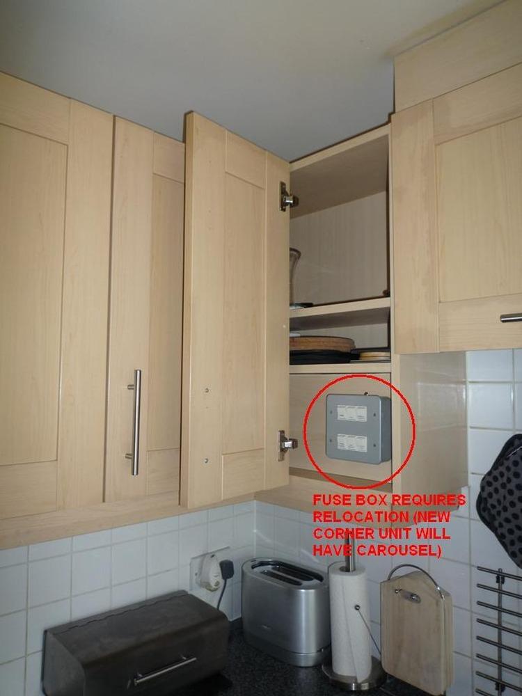 Remove Old Kitchen Fit New Ikea Kitchen Kitchen Fitting