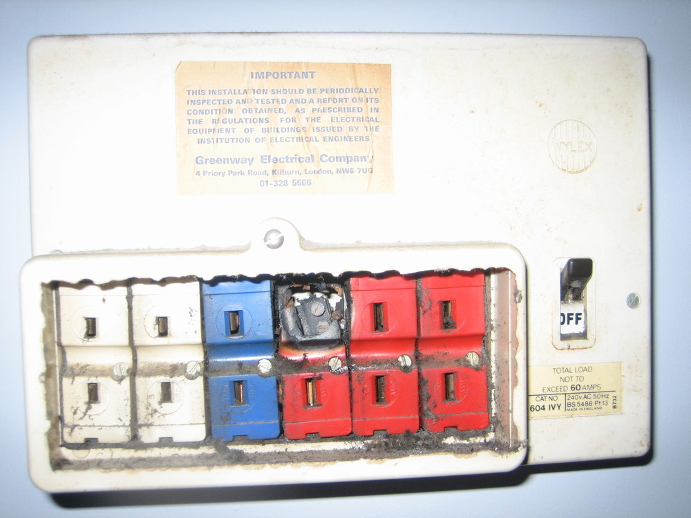 Wylex 604 Fuse Box - Product Wiring Diagrams •