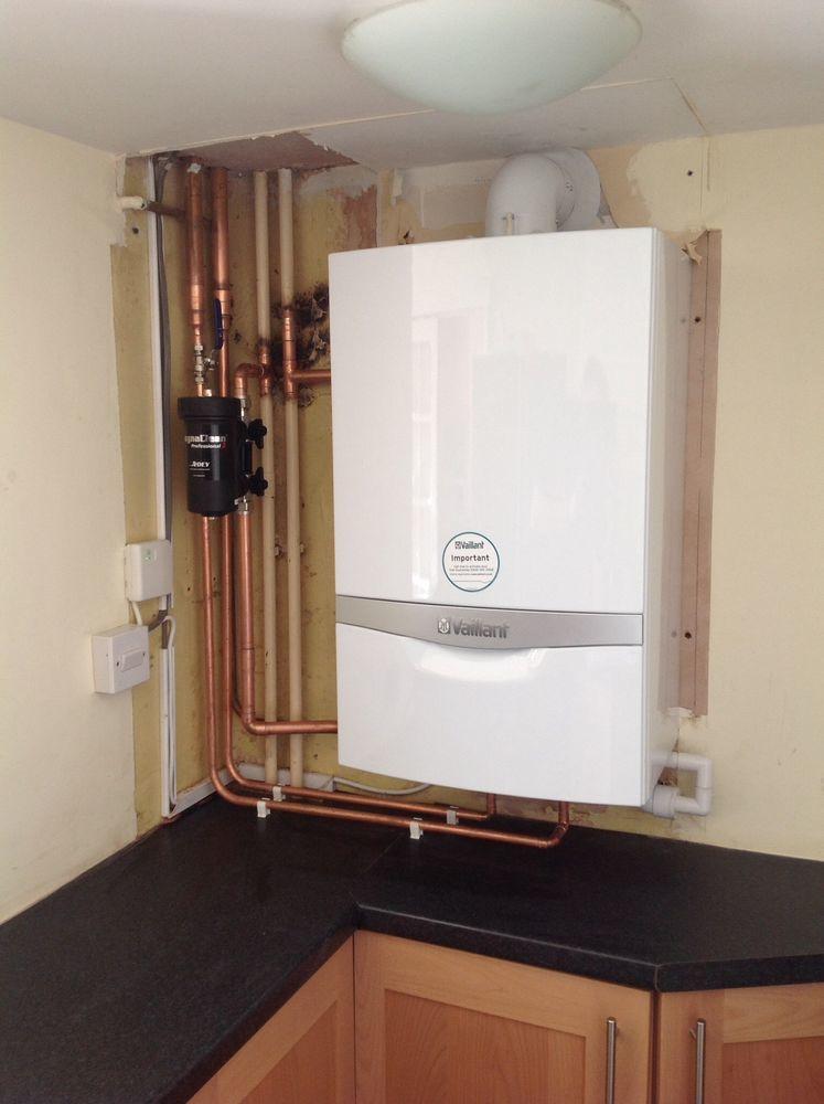 The Cambridge Heating Co 100 Feedback Heating Engineer