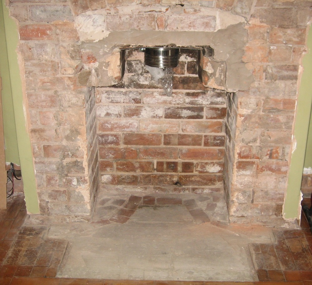 Chimney Breast Repair Lintel Installation Chimneys