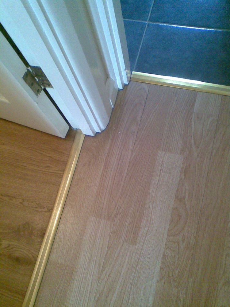 Laminate Flooring Hiding Exp Gap Under Skirt Hard
