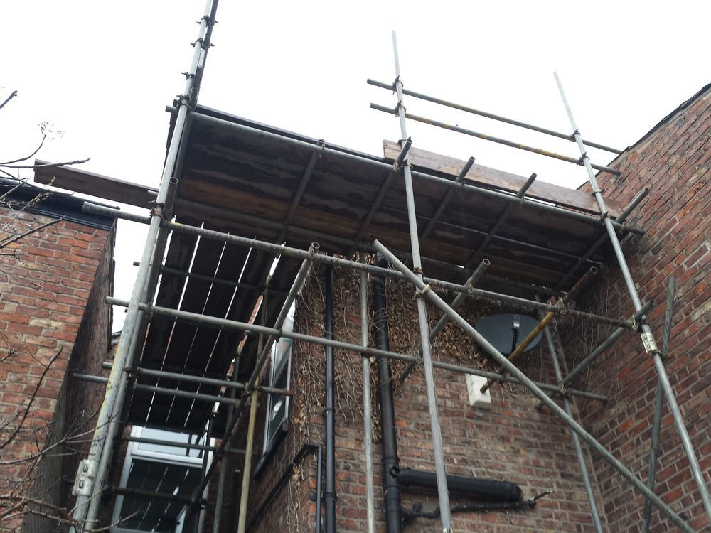 Cheshire Roof Repairs 100 Feedback Roofer Chimney