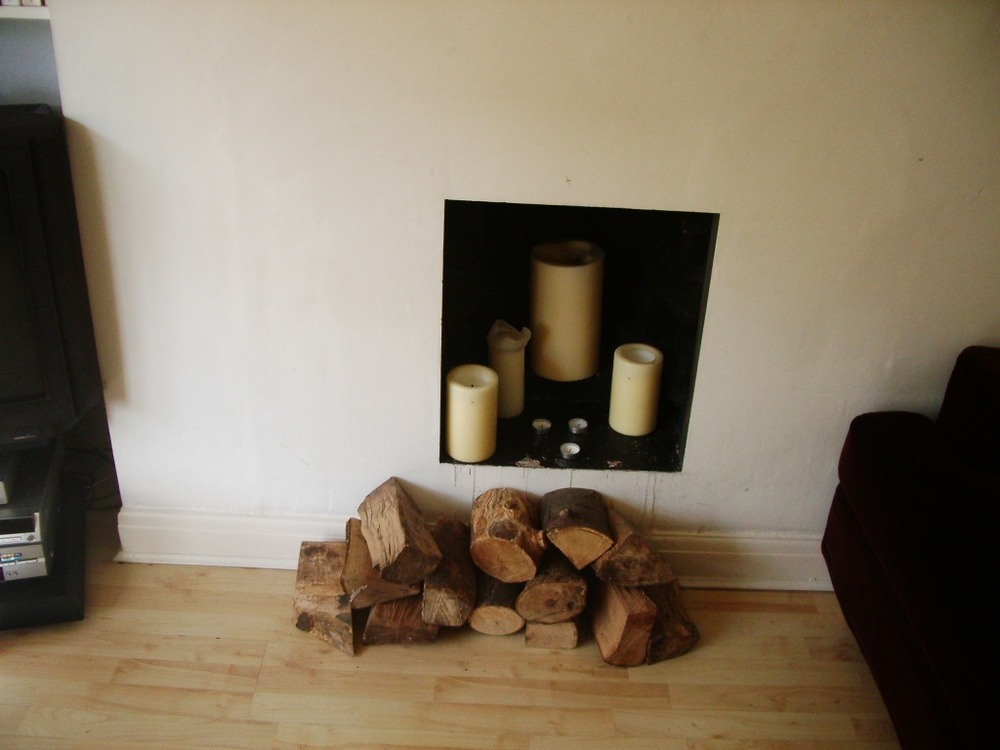 Open up pre existing small fireplace chimneys fireplaces job in photographs teraionfo