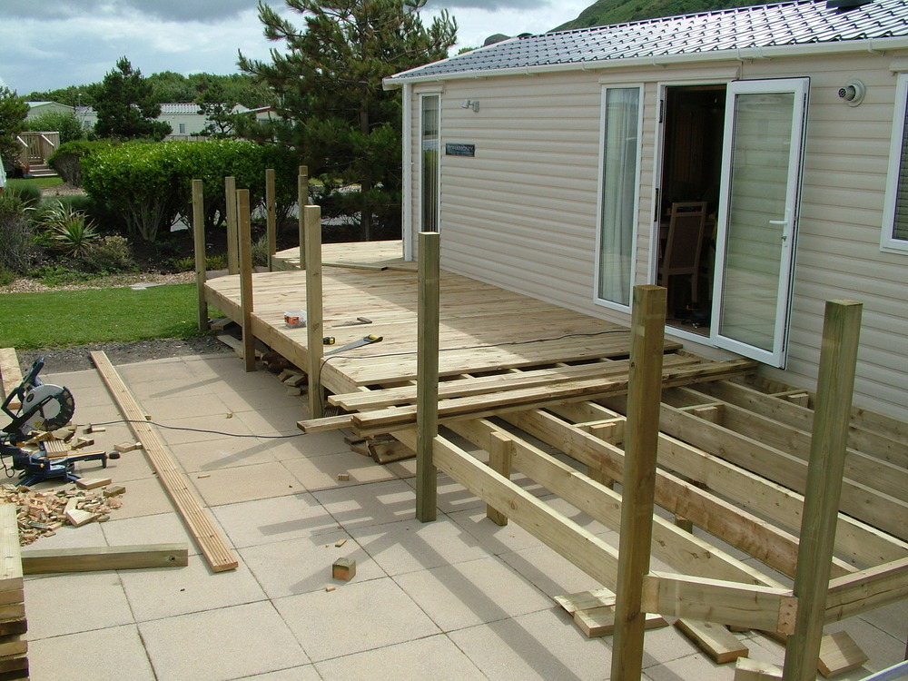Perfect fit decking bathroom fitter in liverpool for Bathroom builders liverpool