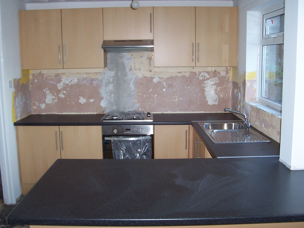 darren leach 100 feedback kitchen fitter in nottingham
