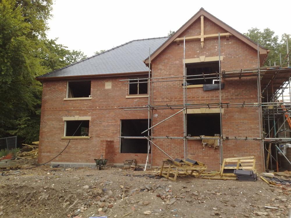 Morgan Construction North Wales Ltd Restoration
