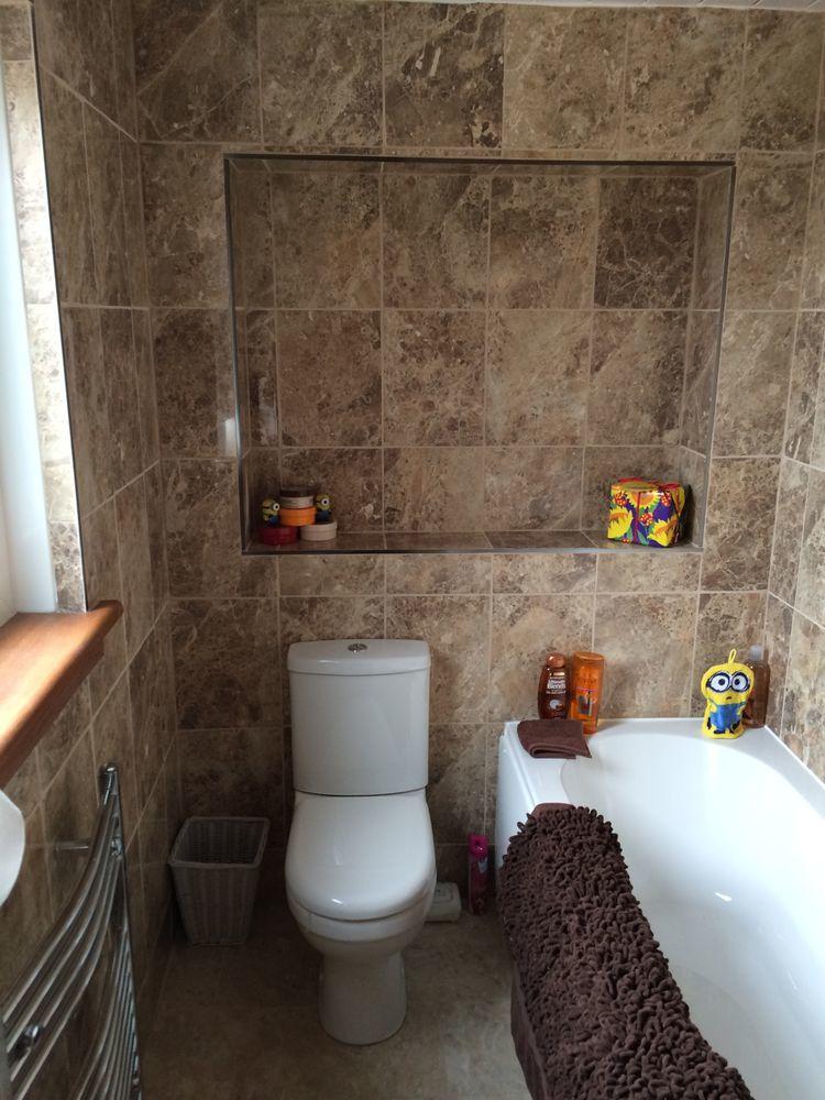 Pd Plumbing 91 Feedback Plumber Bathroom Fitter
