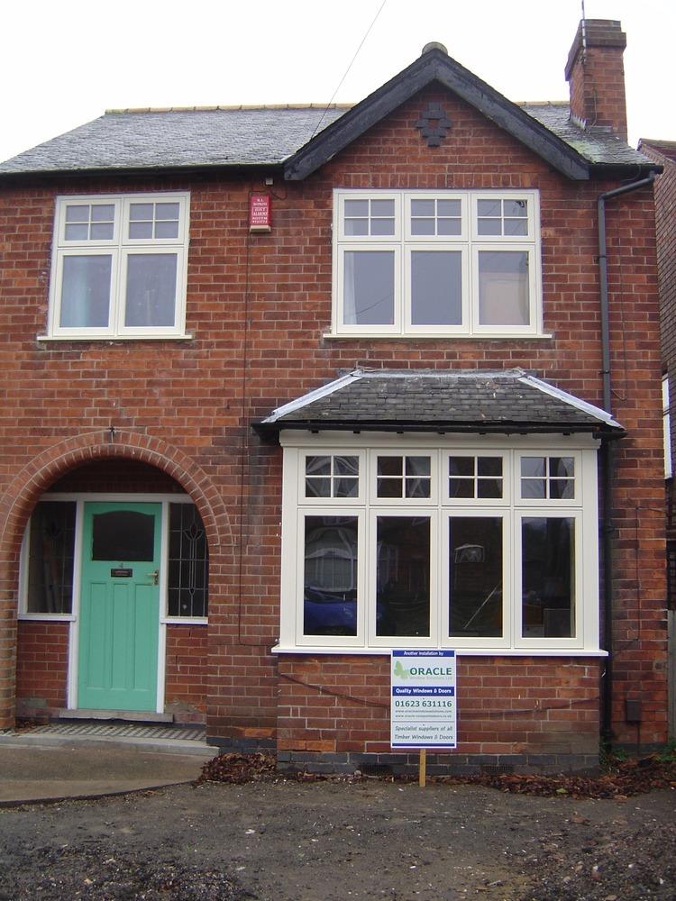 Oracle Window Solutions Ltd Window Fitter In Mansfield