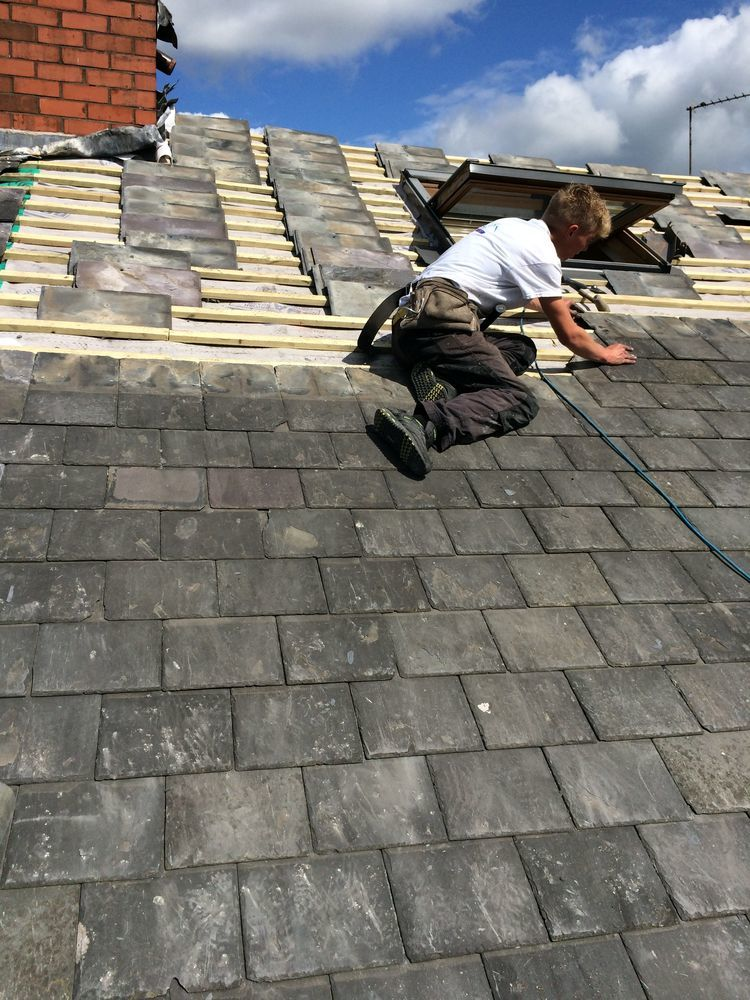 Approved Roofing Service 100 Feedback Pitched Roofer