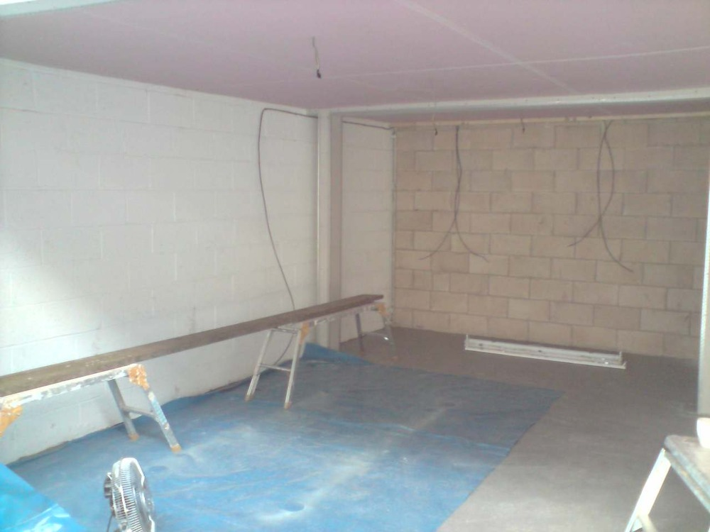 Dave Johnson Plastering Decorating And Joinery Bathroom