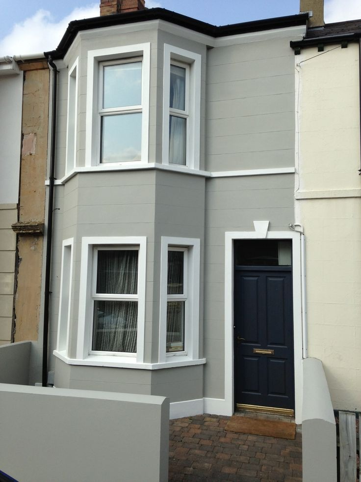 Dar painting and decorating painter decorator in swansea - Farrow and ball exterior paint ideas ...