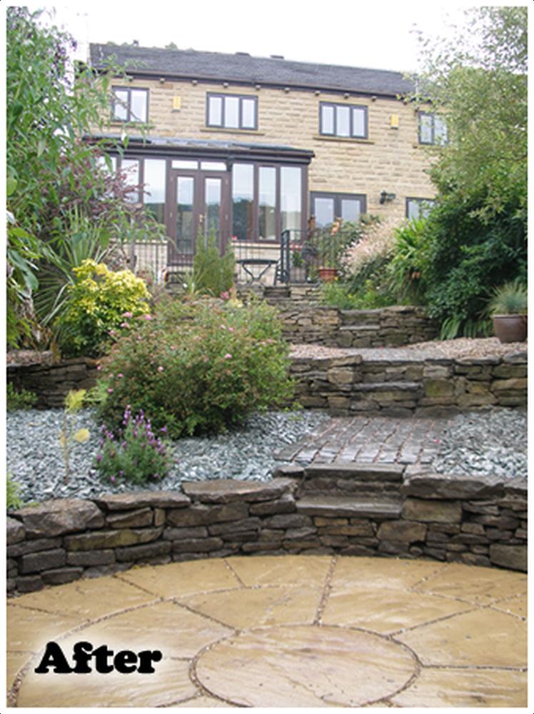 Landscape Garden Design Sheffield : Dream garden design landscape gardener in sheffield