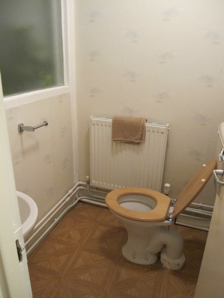 Decorating A Small Downstairs Toilet Painting