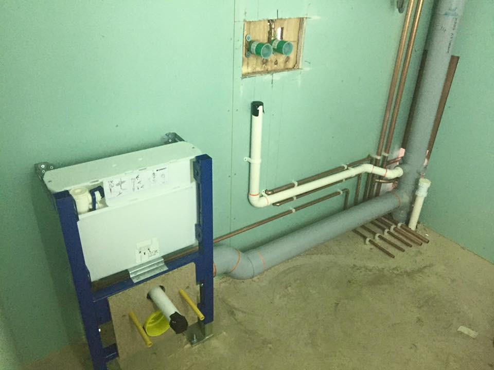Pure plumbing solutions 93 feedback plumber heating for Bathroom design qualification