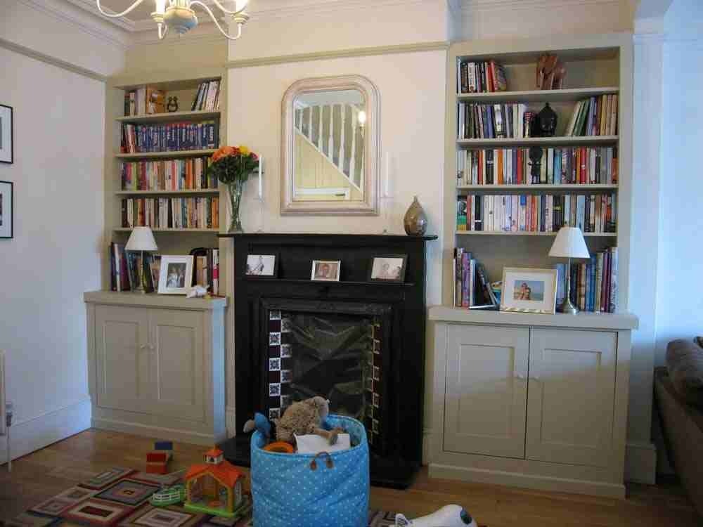 Alcove Shelves And Cupboard Carpentry Amp Joinery Job In
